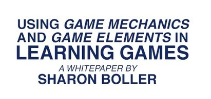 Learning Game Design White Paper | education4all | Scoop.it