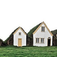 18 Cool Pictures of Icelandic Turf Houses | Banco de Historia Visual | Scoop.it