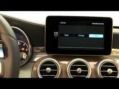 Mercedes-Benz gives hands-on demo of CarPlay in new C-Class ... | Automotive | Scoop.it