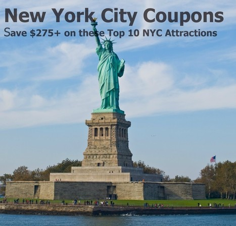 New York City Coupons - New York Attractions Guide | New York Attractions | Scoop.it