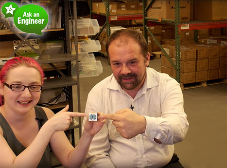 Massimo Banzi special guest at Ask an Engineer with Adafruit | Raspberry Pi | Scoop.it