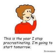 Overcoming procrastination | tips on how to break the barrier - | Just interesting stuff | Scoop.it