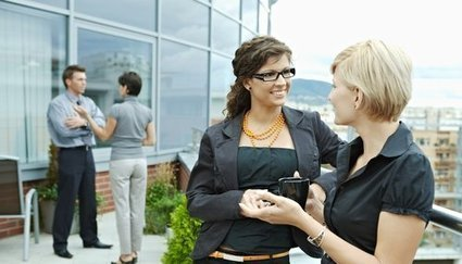 The Strategic Value of Chit Chat | Human Resources | Scoop.it
