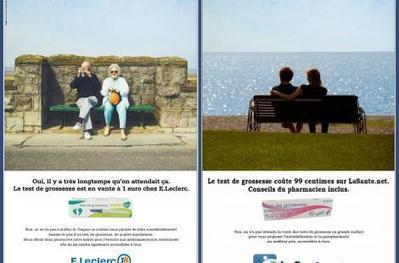 Test de grossesse chez Leclerc: la contre-attaque des pharmaciens | Pharmacie et marketing | Scoop.it