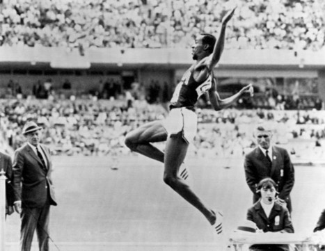 Olympic Physics: Air Density and Bob Beamon's Crazy-Awesome Long Jump | Gavagai | Scoop.it