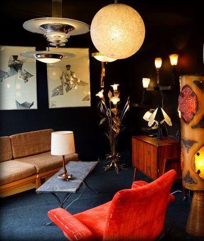 Chinez Design à Chatou | Robin des arts | Velvet Galerie ,Mobilier design XX eme , Architecture utopique 1970 , Pop culture | Scoop.it