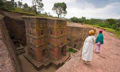 Ancient rock churches put Ethiopia back on tourist map | Global Cultural Heritage | Scoop.it
