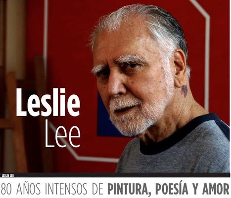 Leslie Lee: 80 años intensos de pintura, poesía y amor - Artes y Letras - ElNuevoHerald.com | Un vistazo de la actividad cultural peruana | Scoop.it