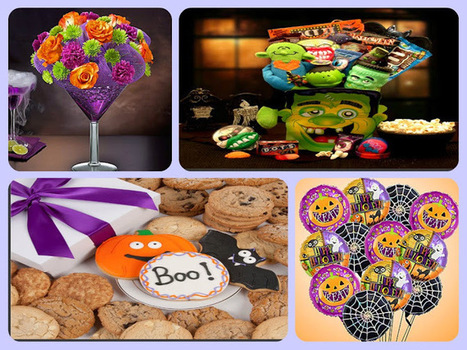 Popular Halloween gifts Collections-Giftblooms | Birthday Gift Ideas | Scoop.it