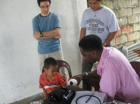 "Dr. Pius Volunteer in Tacloban, Philippines | ""#Volunteer Abroad Information: Volunteering, Airlines, Countries, Pictures, Cultures"" 