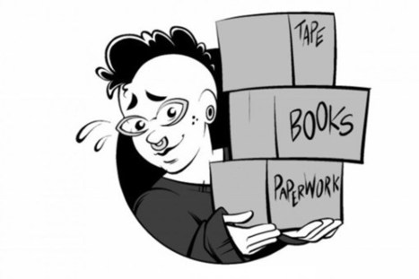 Spike Trotman Talks Taking Down The Gatekeepers [Interview] | Ladies Making Comics | Scoop.it
