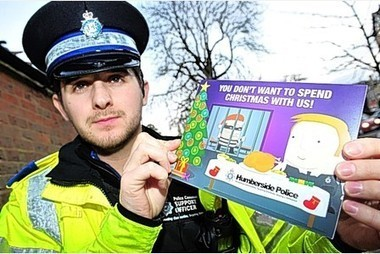 500 Hull and East Riding criminals get Christmas card from police warning 'Don ... - Hull Daily Mail | hull | Scoop.it