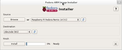 Raspberry Pi Fedora Remix, our recommended distro, is ready for download! | Raspberry Pi | Scoop.it