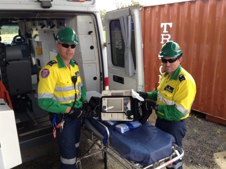 Josh & Charles - Rescue Paramedics   OHS Quests   Scoop.it