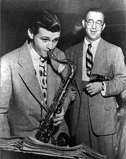 Benny Goodman: Lucky, 1945 | Jazz Plus | Scoop.it