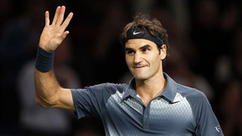 Classy Federer sets up clash with Djokovic   15 Minute News   Sports   Scoop.it