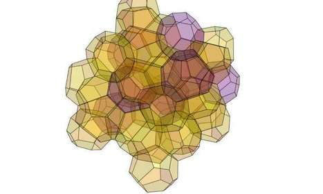 New 3-D structure shows optimal way to divide space   LGN   Scoop.it