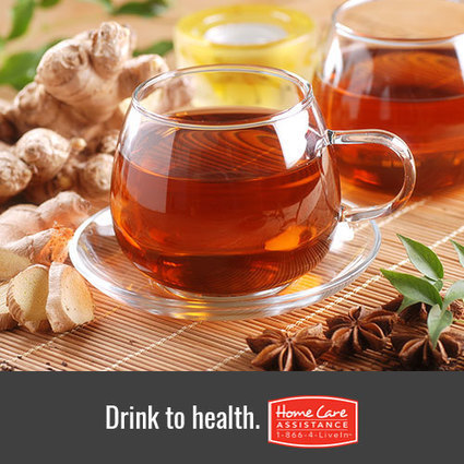 A Cup of Tea a Day Keeps the Doctor Away | New Hampshire Home Care Assistance | Scoop.it