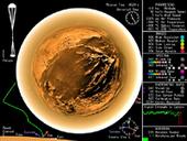 La superficie de Titán, luna de Saturno | AstroNoticias NS | Scoop.it