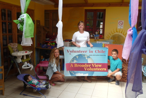"Volunteer in Chila La Serena Orphanage program: Melanie Rowe Abroaderview.org | ""#Volunteer Abroad Information: Volunteering, Airlines, Countries, Pictures, Cultures"" 