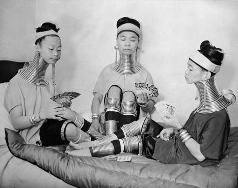 1935: When the 'giraffe women' of Burma visited London | Prozac Moments | Scoop.it