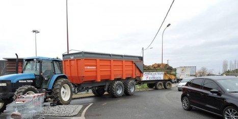 Nouveaux barrages filtrants mis en place par les agriculteurs à Bergerac | Agriculture en Dordogne | Scoop.it