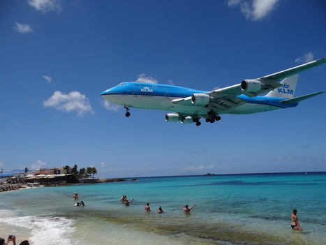Is this tiny Caribbean island aviation-lovers paradise? | Allplane: Airlines Strategy & Marketing | Scoop.it