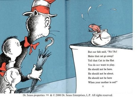 Dr. Seuss' Prescription For A Bad Day | anger management | Scoop.it