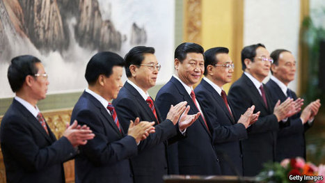 Changing the guard in China, the Princeling takes charge | Change Leadership Watch | Scoop.it