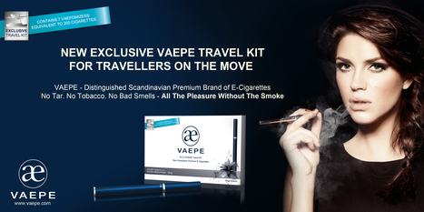 New Products for the Duty-free industry from Vaepe Ltd!   VAPING WITH ÆTTITUDE   Scoop.it