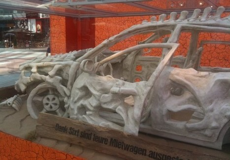 Car Paleontology   Next Nature Network   Outbreaks of Futurity   Scoop.it