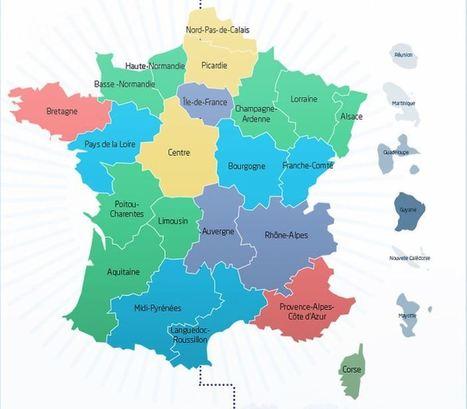 Fusion des régions : les nouvelles règles relatives aux élections régionales 2015 | Fusion des régions | Scoop.it
