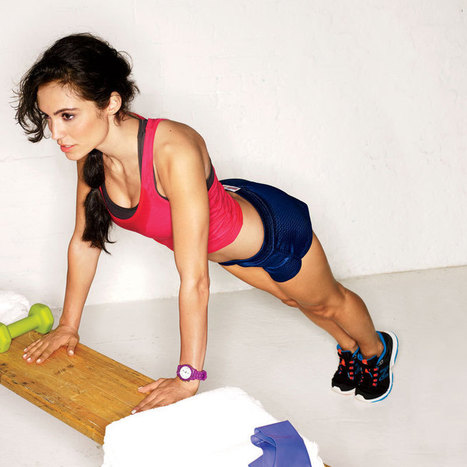 Workout Without Machines: Guide to Bodyweight Exercises | Cross-fit & Conditioning | Scoop.it