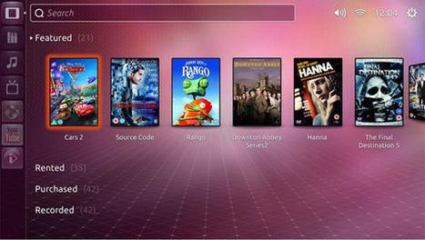 Ubuntu TV : Un premier modèle d'ici la fin de l'année | Technologies multimédia et marchés émergents | Scoop.it