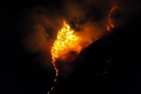 Béarn : 25 hectares détruits au dessus de Gourette dans la nuit | Agriculture en Pyrénées-Atlantiques | Scoop.it