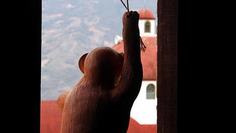 El barro anaranjado de Tavehua, un saber ancestral   nvinoticias.com   Educación y Cultura Indígena   Scoop.it