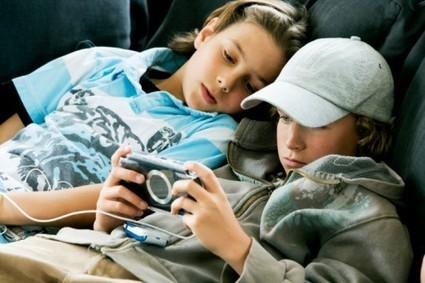 Hoe gaat ons gezin het best om met computerspelletjes? – Klasse voor Ouders | ICT kleuterklas | Scoop.it