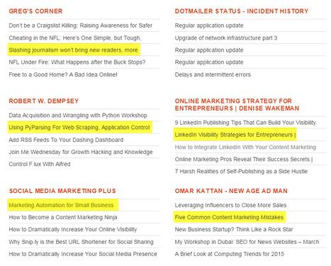 Top Internet Marketing News    Alltop   Google Plus and Social SEO   Scoop.it