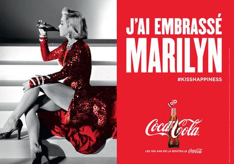 Coca-Cola : Cent Ans et des Milliards de Bisous (bien baveux) ! - Communication (Agro)alimentaire | Communication Agroalimentaire | Scoop.it
