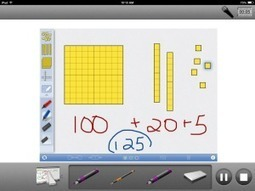 App Combo: Number Pieces and ScreenChomp | Go Go Learning | Scoop.it