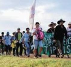 Fiscal ordena detener a indígenas que rechazan carretera en reserva natural | La Red 21 (Uruguay) | Amériques | Scoop.it