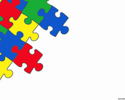 Puzzle Powerpoint | Free Powerpoint Templates | Maths teaching | Scoop.it