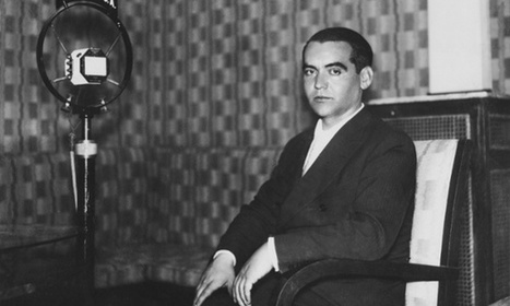 "Federico García Lorca was killed on official orders, say 1960s police files | Hommage à quelques ""grands Hommes""... 