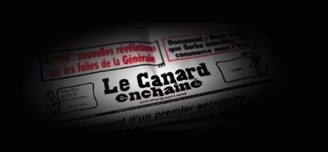 Le Canard enchainé se remplume | DocPresseESJ | Scoop.it