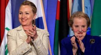 There's A Special Place at The Hague for Madeleine Albright | Global politics | Scoop.it