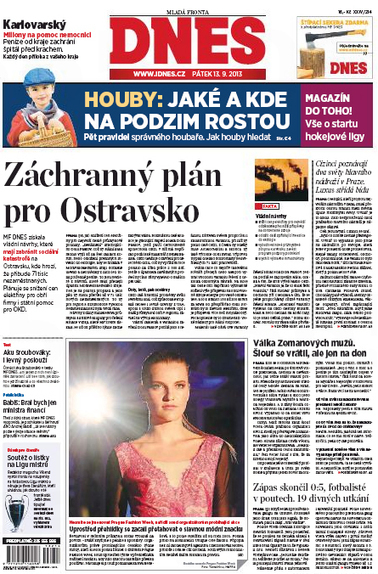 Czech Republic: 'Rescue plan for Ostrava' | European Spatial Planning | Scoop.it