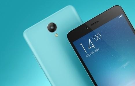 Le Redmi Note 2 coûte six fois moins cher que le Galaxy Note 5 | mlearn | Scoop.it