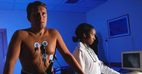 Chemical Stress Tests Could Trigger Heart Attack | heart health | Scoop.it