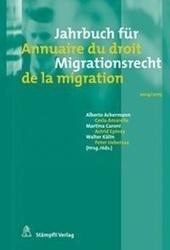 Jahrbuch für Migrationsrecht 2014/2015 | New Books | Scoop.it