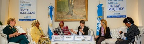 Conferencia Inclusión Social de las Mujeres: sin trabajo no hay autonomía, y sin autonomía no se acaba la violencia | Genera Igualdad | Scoop.it